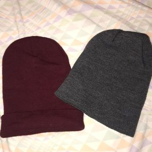 Accessories - 2 pack of everyday wear beanies!